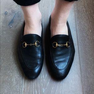 af386394861 Gucci Jordaan leather loafer